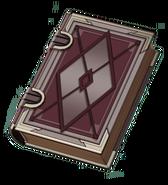 Weapon Pocket Grimoire 3D