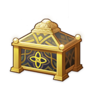 Item Domain Reliquary - Tier I