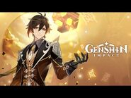 """Collected Miscellany - """"Zhongli- Dominance of Earth"""" - Genshin Impact"""