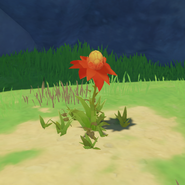 Item Flaming Flower Stamen Wild Harvestable