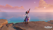 Weapon Blackcliff Pole Passive 2