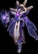 Enemy Abyss Lector Violet Lightning