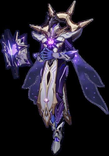 Violet Lightning
