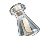 Someone's Drifting Bottle