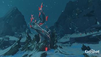 Frostbearing Tree