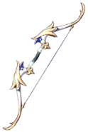 Weapon Favonius Warbow 2nd Ascension 3D