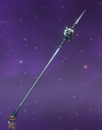 Weapon Crescent Pike 3D