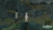 Location Cuijue Slope - Pillar with Elemental Sight