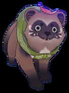 Brown-tanuki