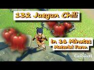 132 Jueyun Chili 44 Node in 16 Minutes
