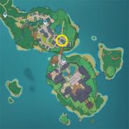 NPC Location Mikoshi Genichirou