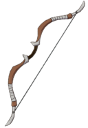 Weapon Hunter's Bow 3D