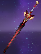 Weapon The Black Sword 2nd 3D