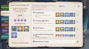 Adventurer Handbook Commissions