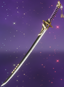 Weapon Amenoma Kageuchi 2nd 3D