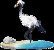 Wildlife Azure Crane Archive