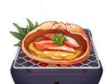 Crab Roe Kourayaki