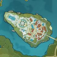 NPC Location Hertha