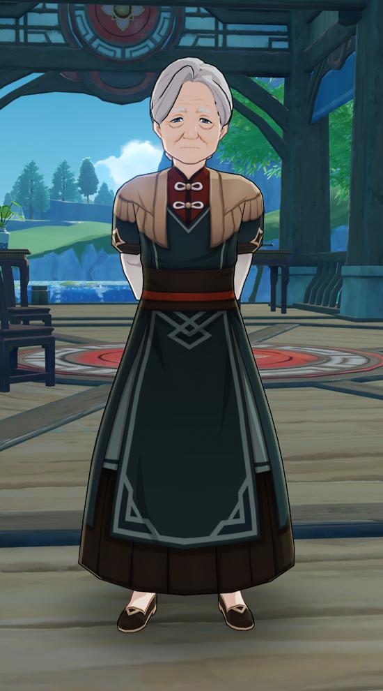 Granny Ruoxin