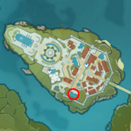 NPC Location Cyrus