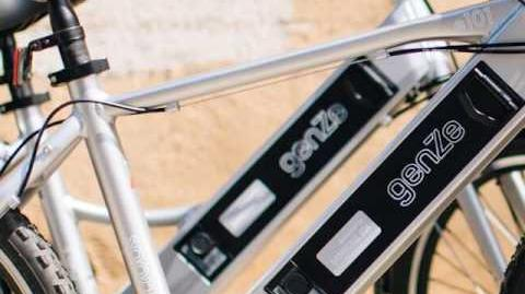Intro to GenZe e-Bikes