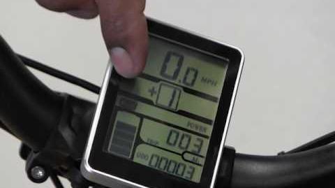 Information Readout on GenZe e-Bikes
