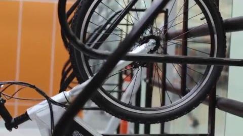Bike Stations at BART