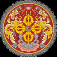 Godło Bhutanu