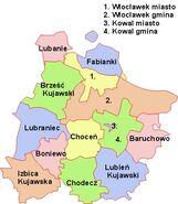Powiat włocław