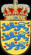 Godło Danii