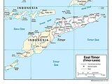 Timor Wschodni