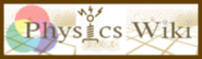 Physics-wordmark