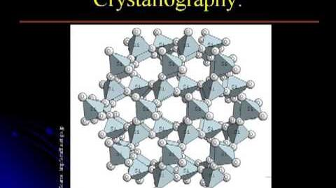 Crystallography & Mineralogy Lecture 1
