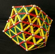 Spiral sphere tiled s
