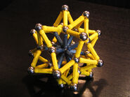 Stellated 14 rods