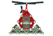 Helicopter 2 - front view