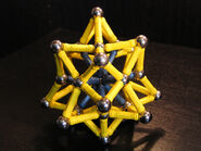 Stellated 14 rods d