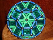 Truncated cuboctahedron a3