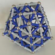 Spiral sphere top