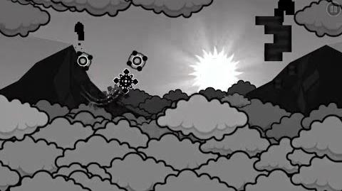 """""""Lonely Travel"""" by FunnyGame - Geometry Dash"""