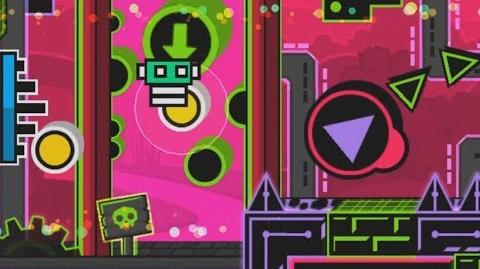 -Geometry dash 2.1- - ''Operation Megan' by AgentJDN (All Coins)