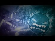 -REUPLOAD- Blade of Justice 100% - Manix648 & LazerBlitz -Extreme Demon 10*- (144hz) -VERIFICATION-
