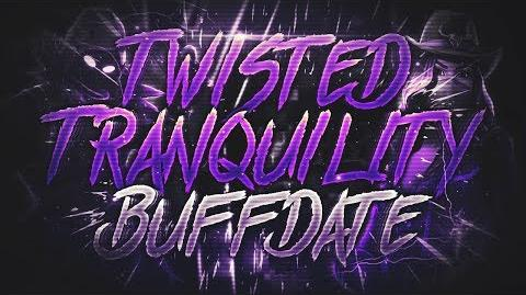 (VERIFIED) Twisted Tranquility by Flukester 100% (Official Buffdate) Crazen