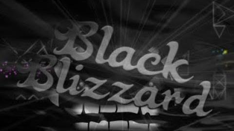 """Black Blizzard"" ~ Krazyman50 (Extreme Demon) - Geometry Dash"