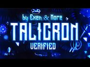 Talicron by Exen & more VERIFIED (Extreme Demon) - 288fps