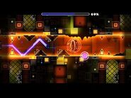 Geometry Dash - Napalm by Marwec (and others)