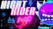 NIGHT RIDER Extreme Demon Official Preview 1