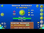 Groovin Astronaut 100%