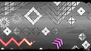 Geometry Dash - Invisible Light by Nacho21 (Medium Demon) Complete 3 Coins (Live)