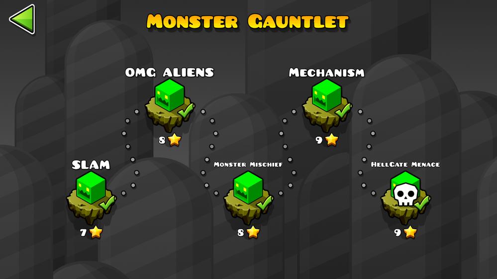 MonsterGauntlet